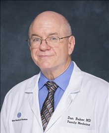 "Dana ""Dan"" Ray Baker, MD"