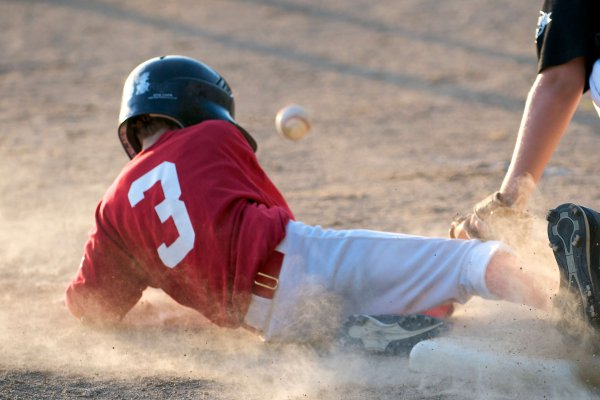 Image for Kids and sports: Don't specialize too soon