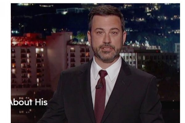 Image for Jimmy Kimmel opens up about son's heart condition