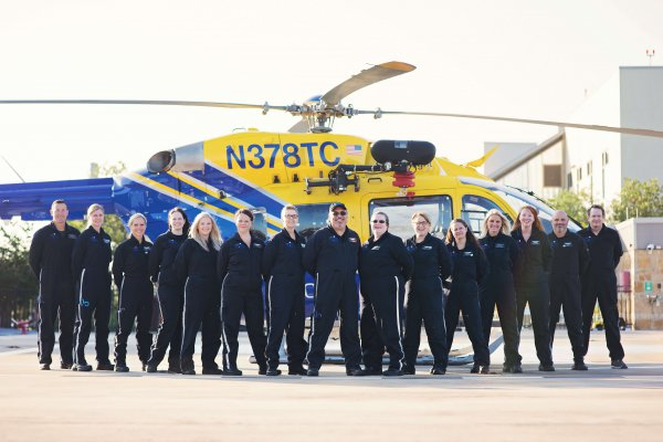 Image for Dell Children's nationally accredited for critical care transport