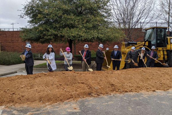 Image for Dell Children's Breaks Ground on New Pediatric Outpatient Facility